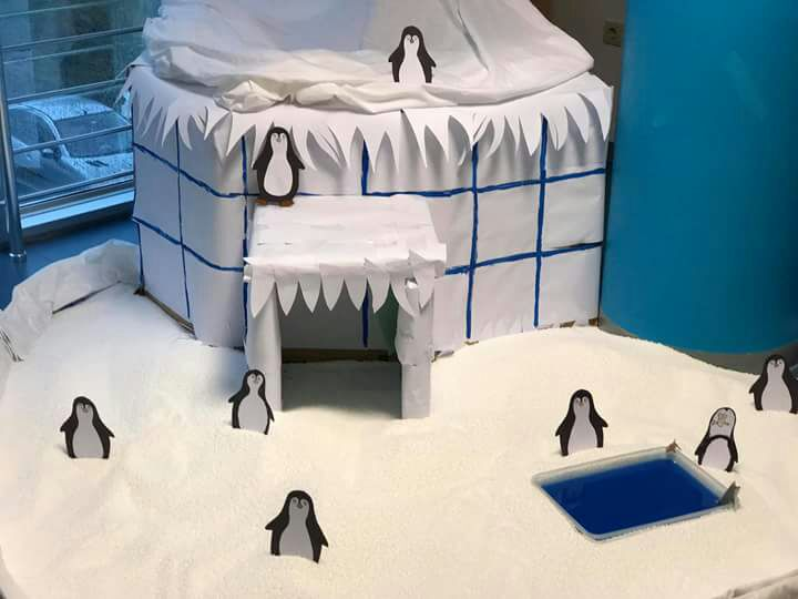 Photo of Arctic activities for preschool