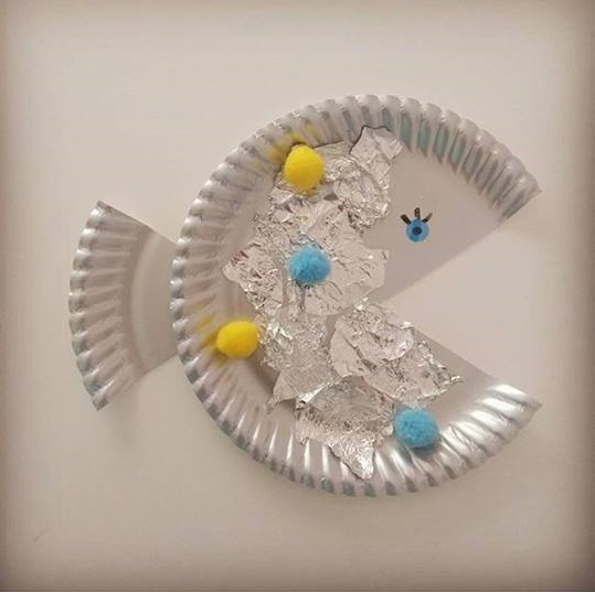 Photo of Aluminum foil crafts for kids