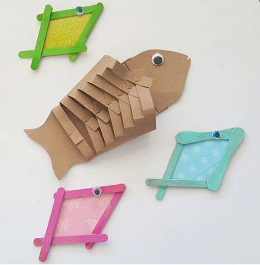 Photo of Fish crafts for preschool