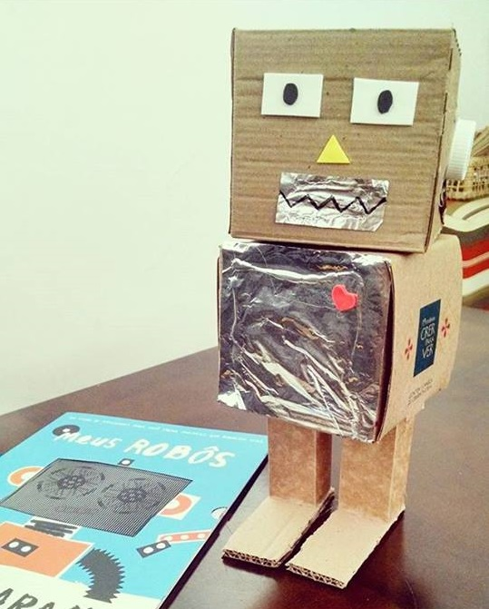 Photo of Robot crafts for preschool